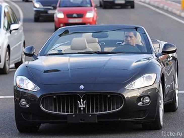 В Maserati