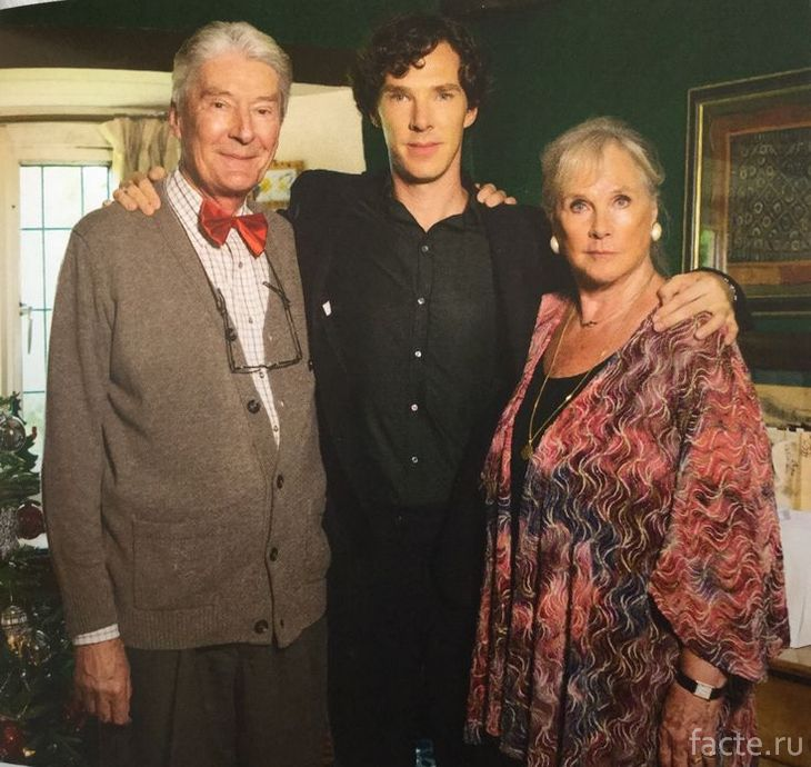 Родители Шерлока