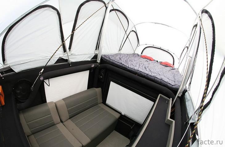 Палатка EarthRoamer XV-JP