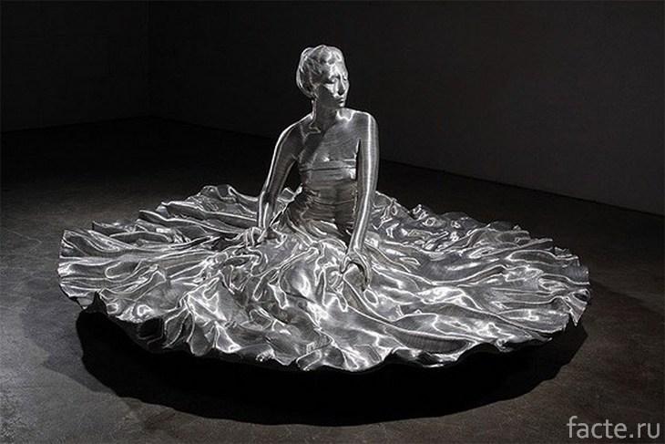 Алюминиевая фигура