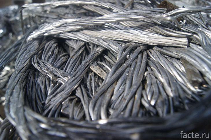 Алюминиевые канаты