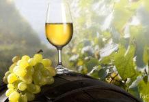 белое десертное вино