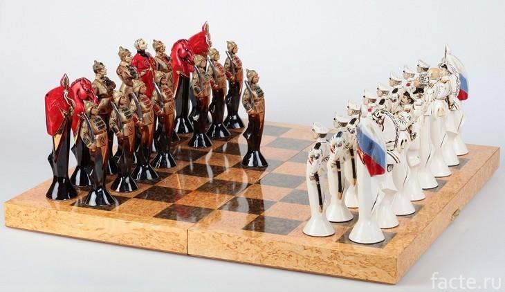 Русские исторические шахматы