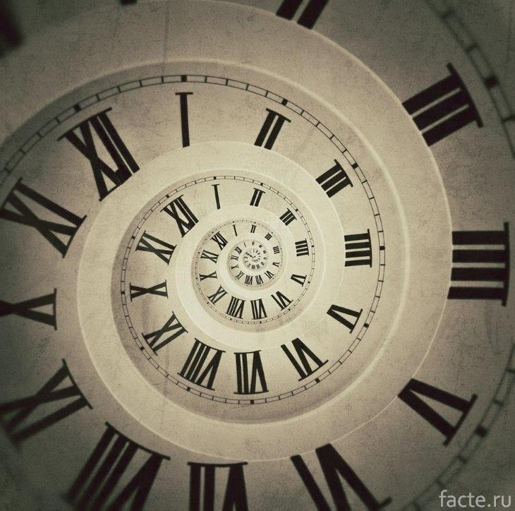 Дежавю. Время