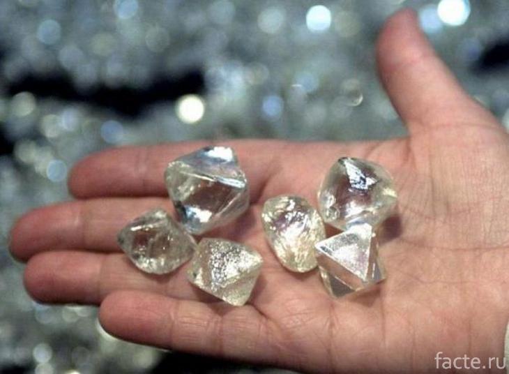Бриллианты или цирконий?