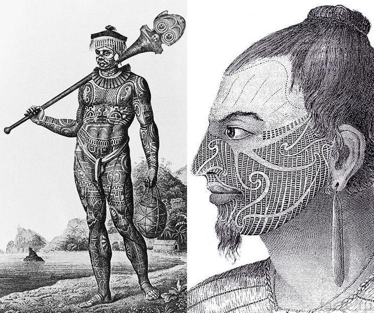 Южноамериканский индеец