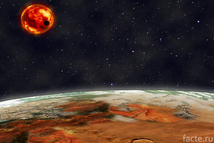 Планета Kepler-10с