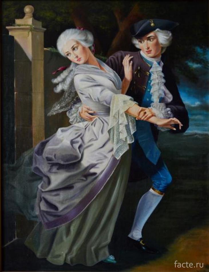 Похищение Клариссы