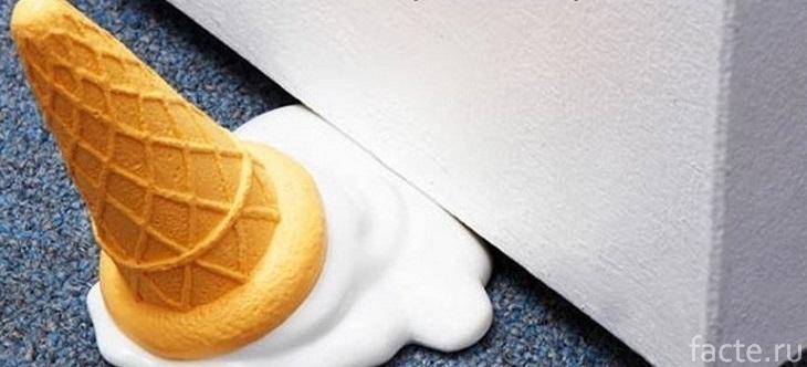 Закон Мерфи. Мороженое