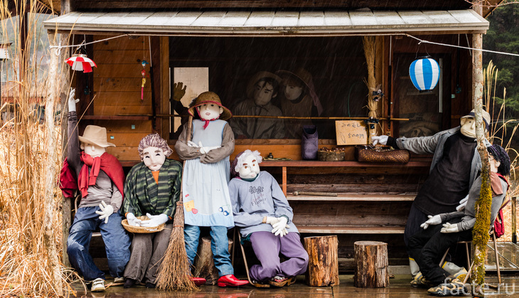 Куклы в Нагоро