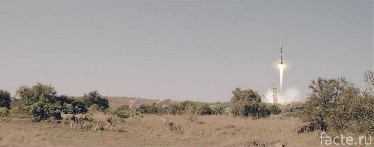 Африканская ракета