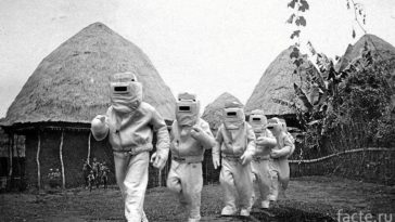Африканские космонавты