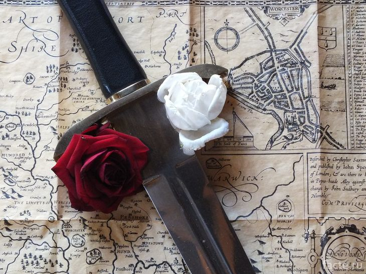 Война Алой и Белой розы