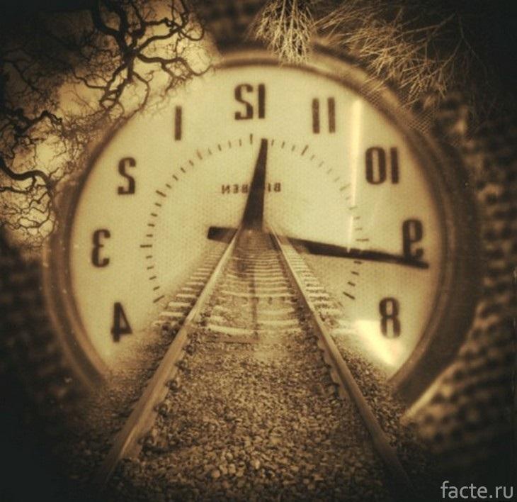 Остановившееся время