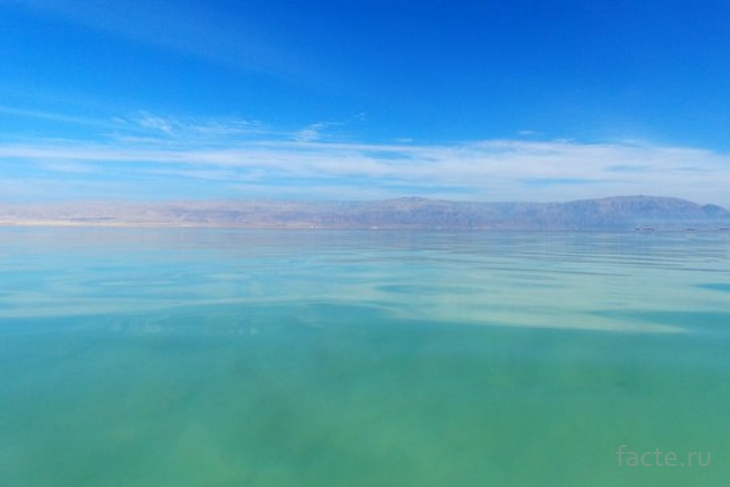 вода моря