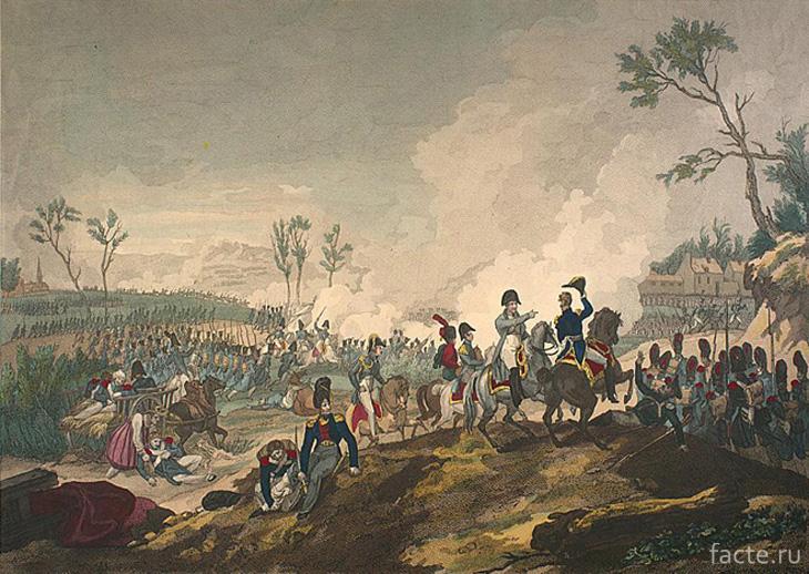 Шестидневная война Наполеона