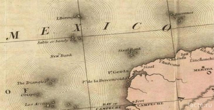 Остров Бермея
