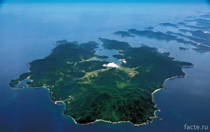 Остров Кюсю