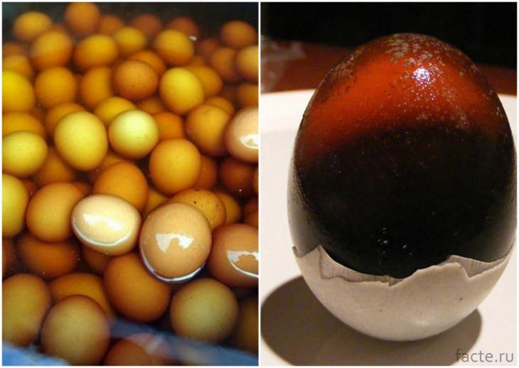 Яйца китайских мальчиков