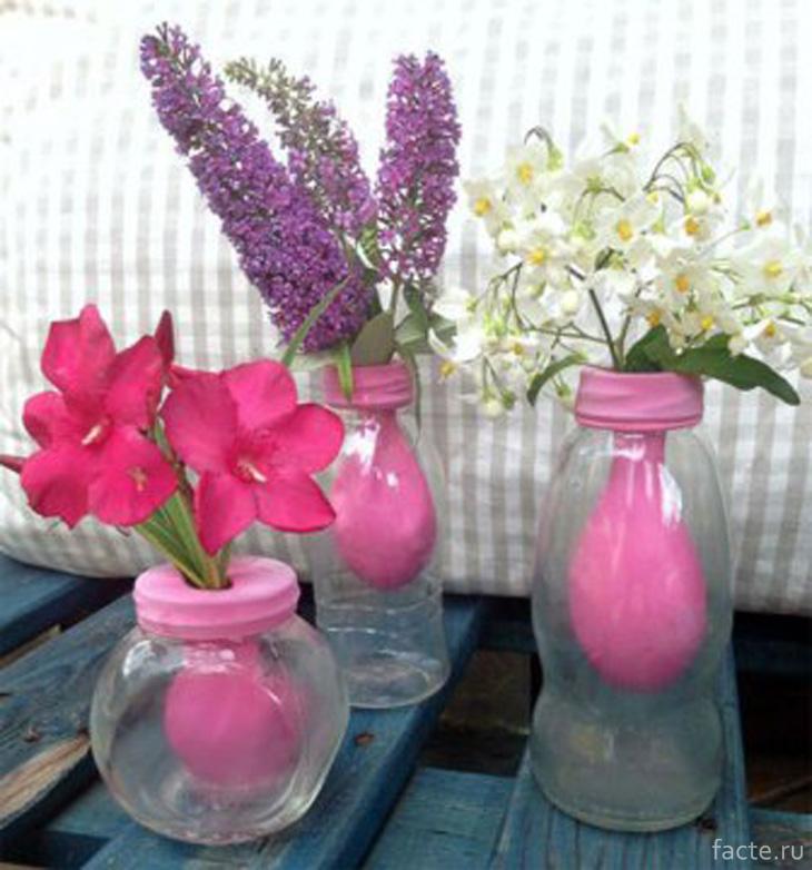 «Ваза» для цветов