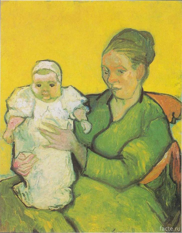 Син с ребенком