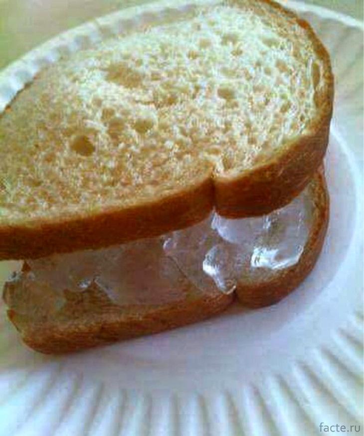 «Спасение» черствого хлеба