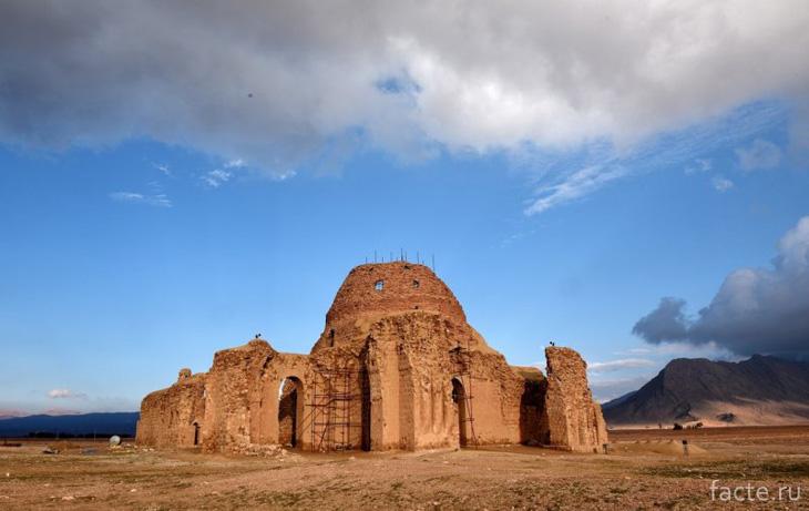 Археологические объекты Ирана
