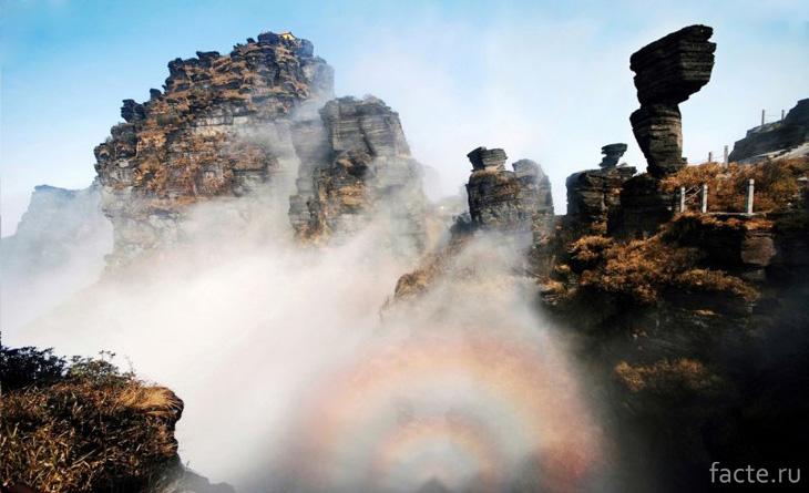 Гора Фанджингсан