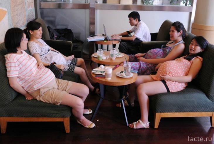 Привилегии для беременных