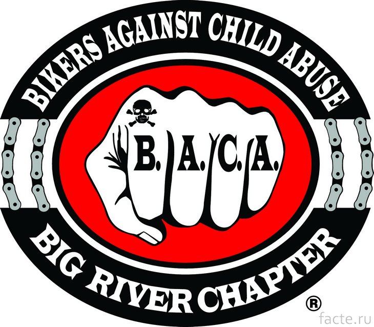 BACA - байкеры, защищающие детей