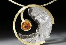 Египетские украшения из метеорита