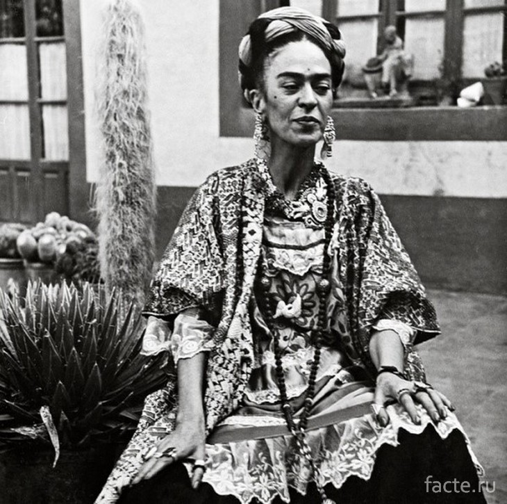 Кало в преклонном возрасте