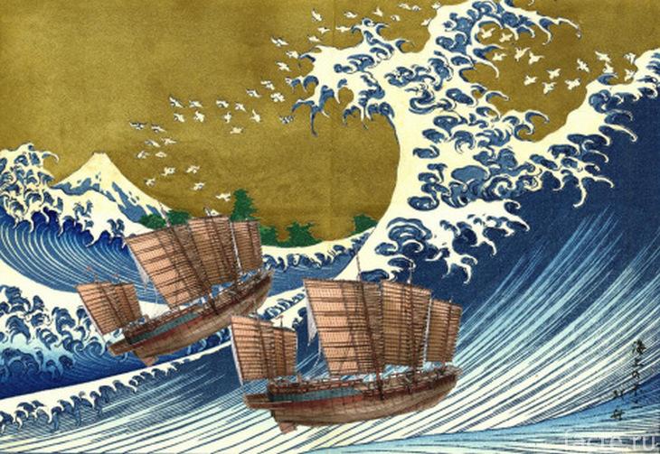 Шторм, затопивший монголов