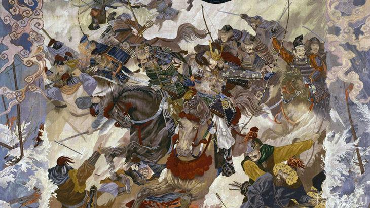Война японцев с монголами