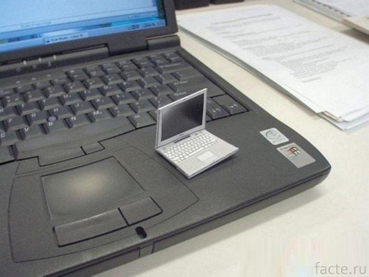 Маленький компьютер