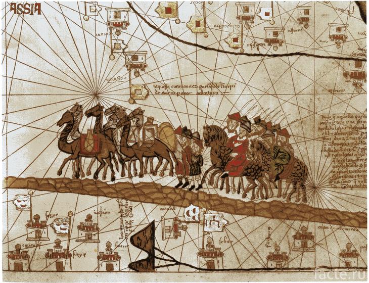 Путешествие Марко Поло
