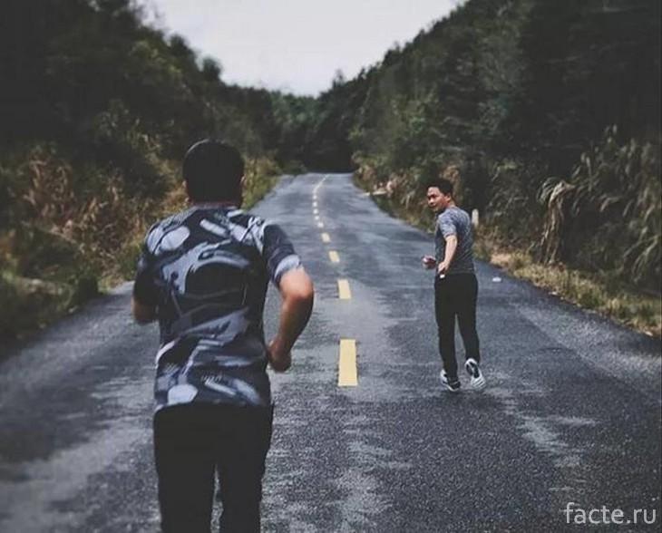 Пробежки