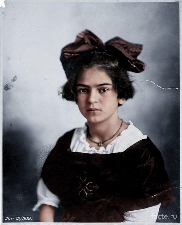 Детское фото Кало