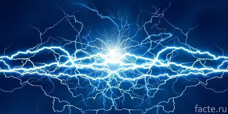 Вода и электричество