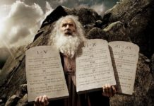 Моисей и десять заповедей