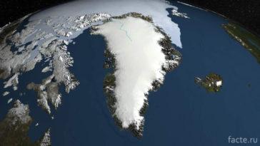 Белые пятна на нашей планете