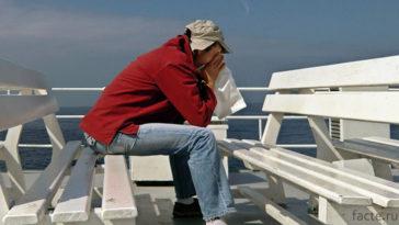 Как избежать морской болезни