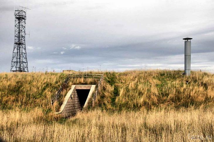 Бункеры