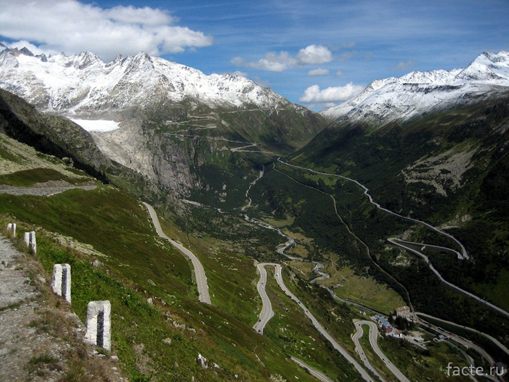 Горные перевалы