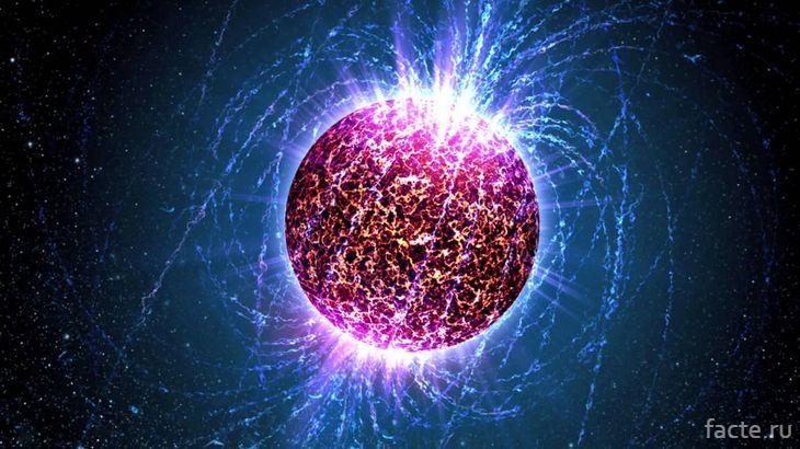 Нейтронные звезды