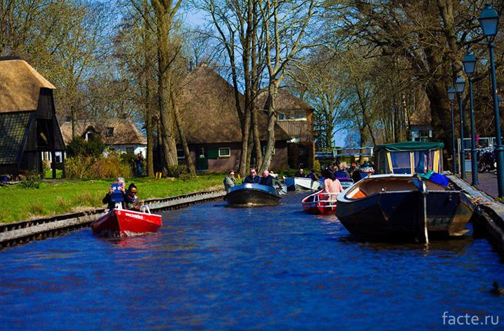 Нидерланды. Гитхорн