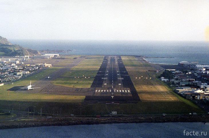 Международный аэропорт Веллингтона