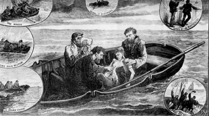 Ухищрения древних мореплавателей