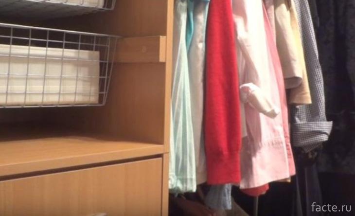 Одежный шкаф