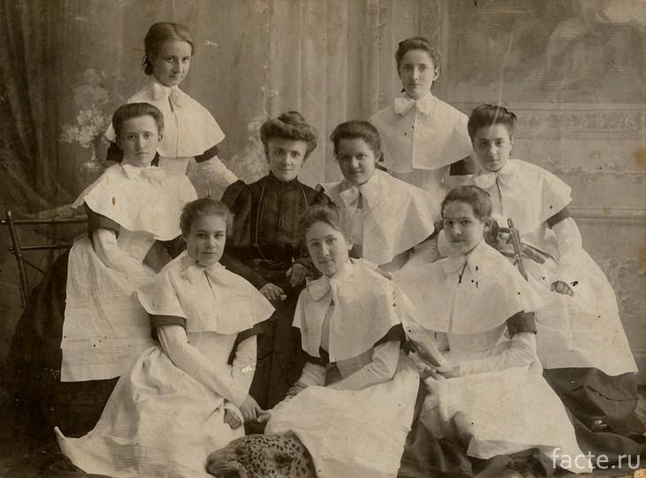 благородные девицы